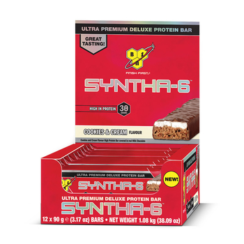 bsn-syntha-6-protein-bar-12x90g
